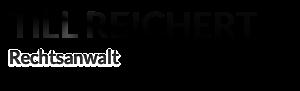 Till Reichert – Rechtsanwalt
